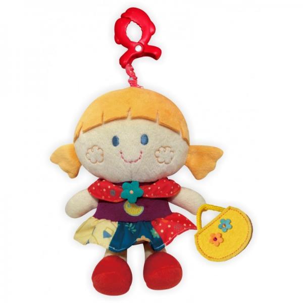 Музыкальная игрушка Baby Mix Девочка