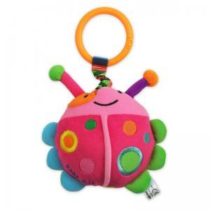 Фото Мягкие игрушки  Плюшевая игрушка Baby Mix Божья коровка