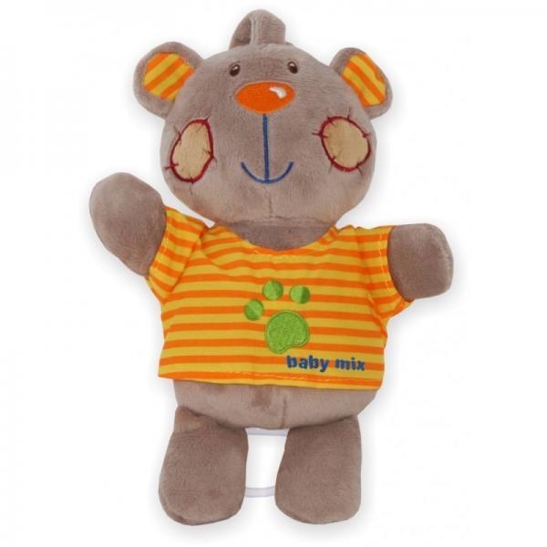 Музыкальная игрушка Baby Mix Медвежонок