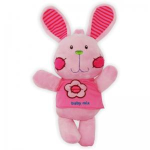 Фото Мягкие игрушки  Музыкальная игрушка Baby Mix  Кролик