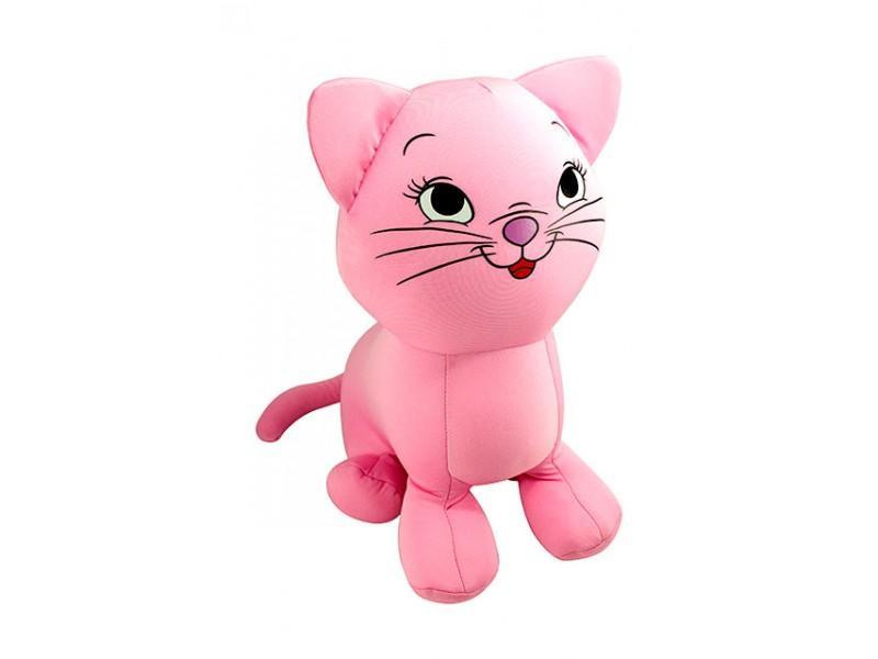 """Мягкая игрушка антистесс """"Котенок розовый"""""""