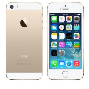 Apple iPhone 5S 16gb Gold (no touch ID)