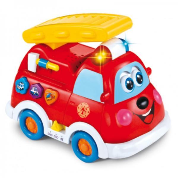 Игрушка Baby Mix  Автомобиль пожарной