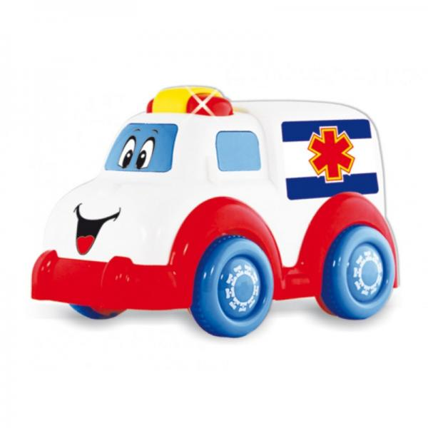 Игрушка Baby Mix Автомобиль скорой помощи