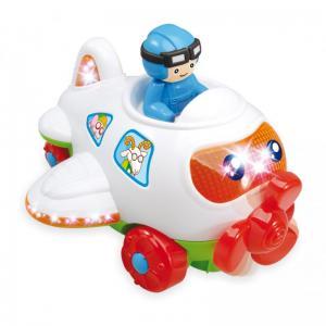 Фото Развивающие , Музыкальные игрушки Игрушка Baby Mix  Самолет
