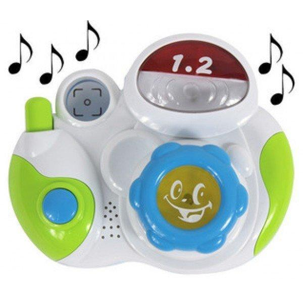 Музыкальный фотоаппарат Baby Mix