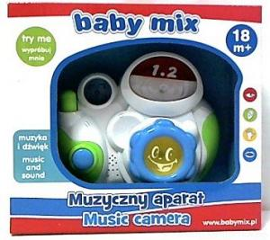 Фото Развивающие , Музыкальные игрушки Музыкальный фотоаппарат Baby Mix
