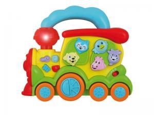 Фото Развивающие , Музыкальные игрушки BABY MIX Поезд муз. в коробке