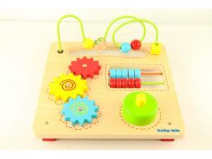 Фото Деревянные игрушки  BABY MIX Деревянная логика Польша