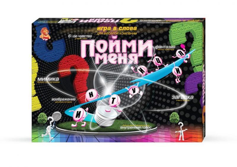 Настольная игра «Пойми меня» Danko Toys