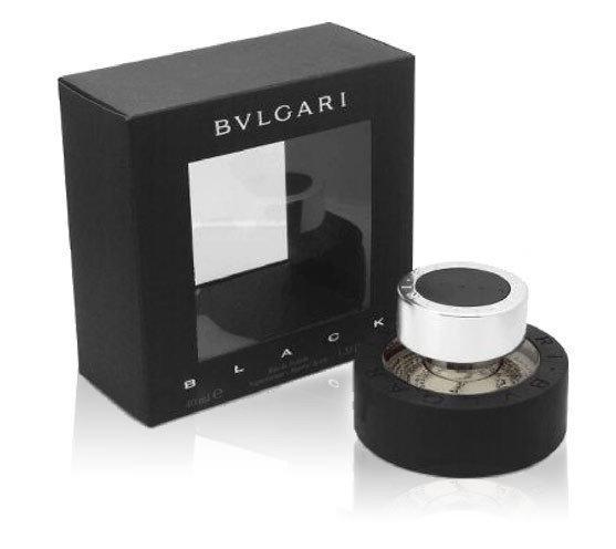 Туалетная вода  унисекс  BVLGARI  «Black»  (БУЛГАРИ  «Блэк»)