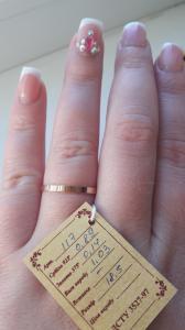 Фото Серебро со вставками золота, Кольца  кольцо 117