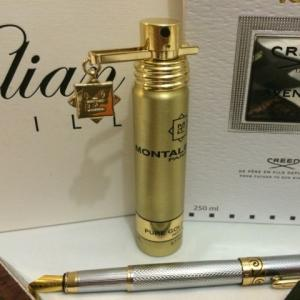 Фото  Montale Pure Gold 30 ml