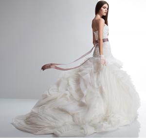 Фото Свадебные платья Марина