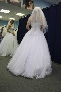 Фото Свадебные платья Энни