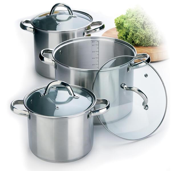Набор посуды Маэстро MR 2023