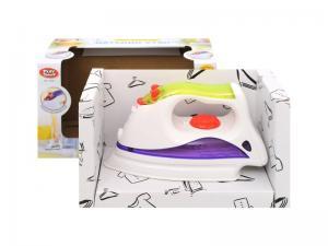 Фото Ролевые игры, профессии, Игрушечная техника  Утюг игрушечный в коробке
