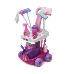 Фото Ролевые игры, профессии, Игрушечная техника  Детский набор для уборки, мамина помошница