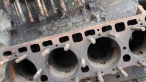Ремонт блока цилиндров ЯМЗ