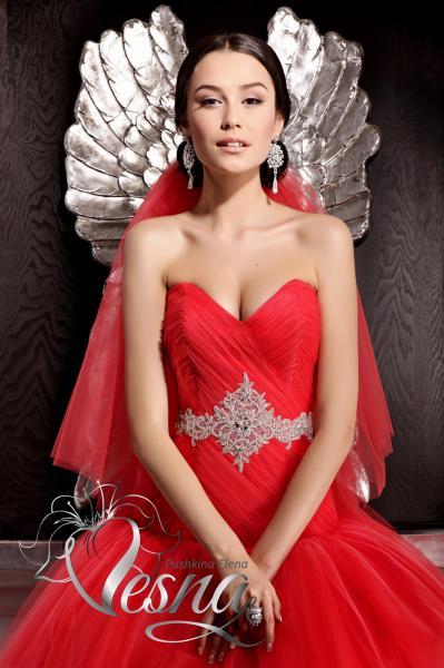 Royal Red (White, Ivory, Powder, Mint, Amethyst)