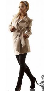 Фото Верхняя одежда  Пальто на запах