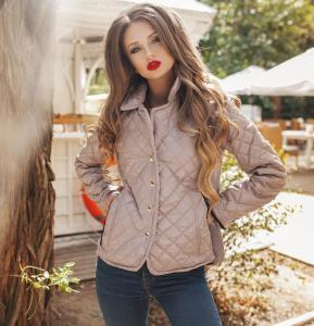 Фото Верхняя одежда  Куртка стёганная