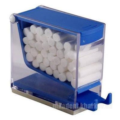 Фото Для стоматологических клиник, Аксессуары Диспенсер для валиков нажимной