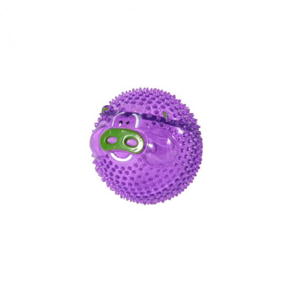 Мяч-теленок шип. TPR 7,5 см