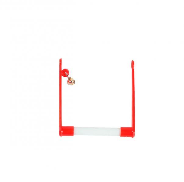 Игрушка д/птиц качели пласт. 9,5*9,5