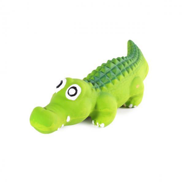 Крокодил зеленый, 21см х 6см