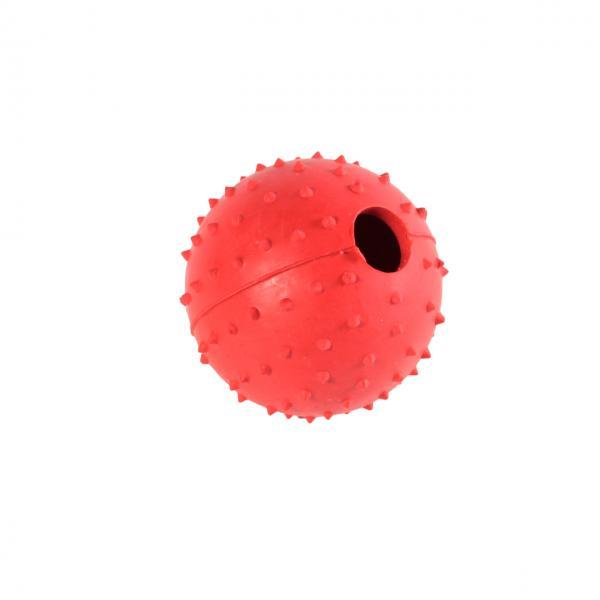 """Мяч-погремушка с пупырышками 2,5""""см"""