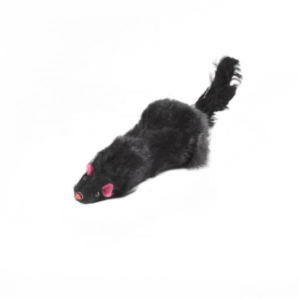 """Мышь 5,5"""" черная пищ0"""