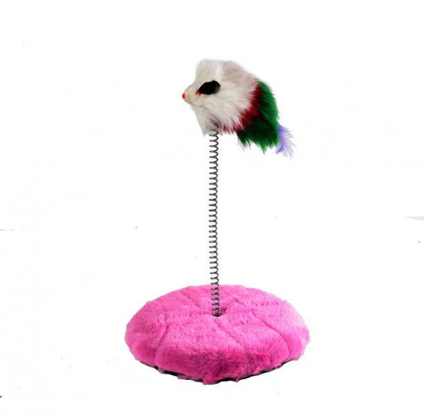 Мышь цветная на пласт.подставке/88
