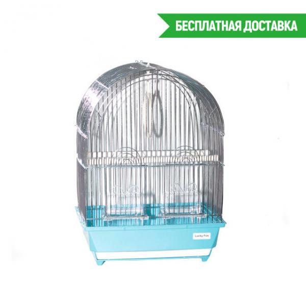 Клетка для птиц Iris цинк 32х26х44,5см