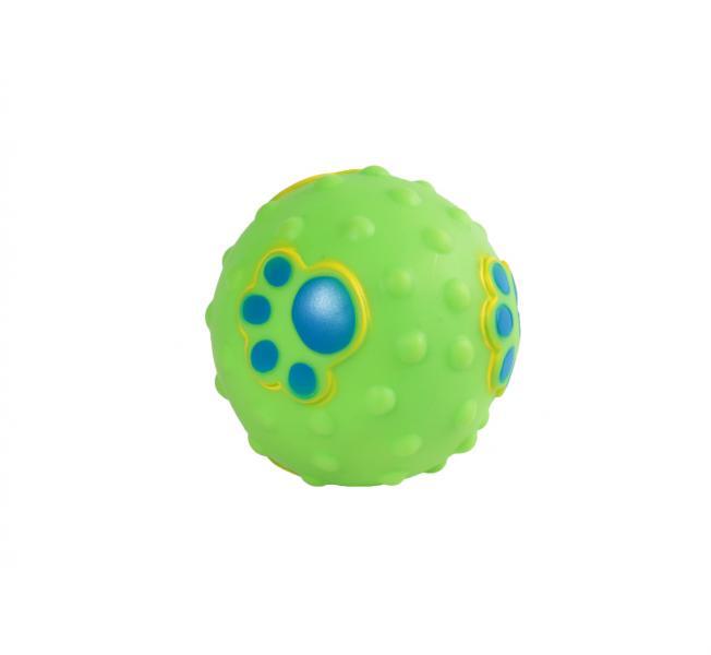 Мяч с лапкой, 6 см