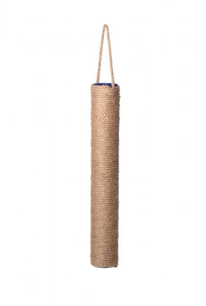 Когтеточка-столбик на подвесе, джут, 42 см Харьков, Киев, Херсон, Николаев