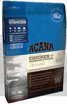 ACANA Chicken&Burbank potato 6,8 кг, Харьков, Киев, Херсон, Николаев