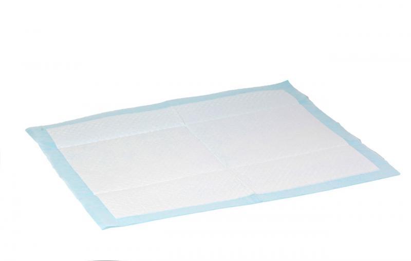 Подстилка впитывающая для туалета (памперсная пеленка) 40х50 см, 6 шт в упаковке