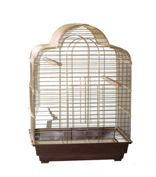 Клетка  для птиц Calla 1301G (зол) 52х 41 х 71cm