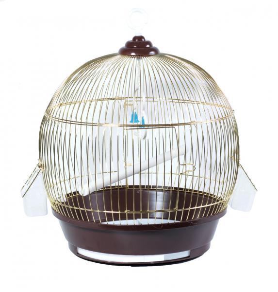Золотая клетка для птиц Dia, 39х45 cm