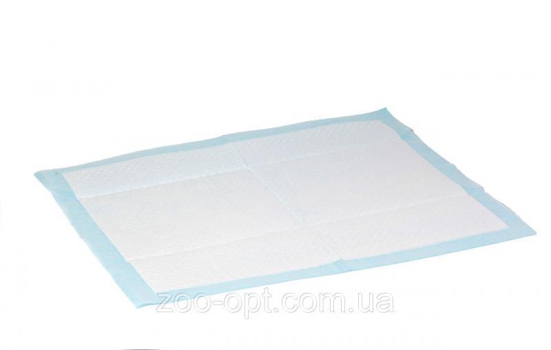 Подстилка впитывающая для туалетов собак 45x60 см, 24 шт. в упаковке