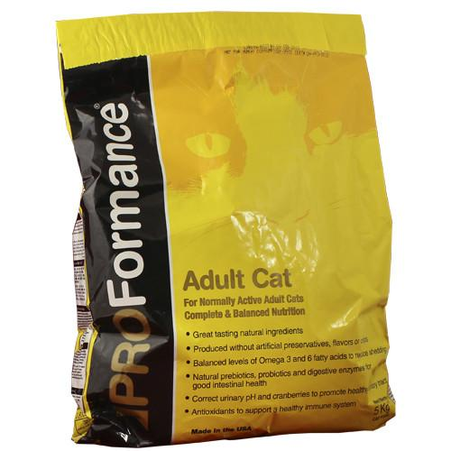 PROFormance (ПРОФорманс) c курицей сухой супер премиум корм для взрослых котов, 0,05 кг