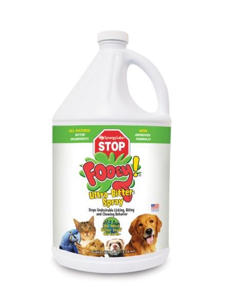 SynergyLabs Fooey СИНЕРДЖИ ЛАБС ФУ..У спрей антигрызин длясобак, кошек и грызунов, горькое средство