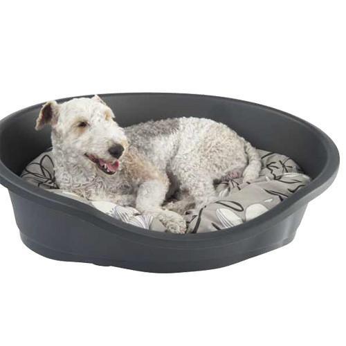 Imac Dido АЙМАК ДИДО спальное место для собак, пластик,110х78х32 см.