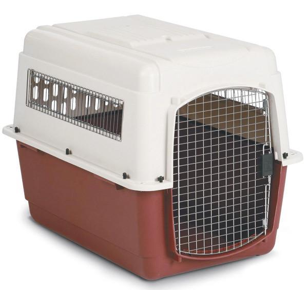 Savic ВАРИ-КЭННЕЛ (Vari-Kennel Ultra) переноска для собак, пластик, 81Х52Х55 см.