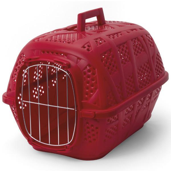 Imac Carry Sport АЙМАК КЭРРИ СПОРТ переноска для собак и кошек, пластик, голубой, 48,5х32х34,5 см