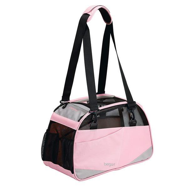 Bergan Voyager Comfort Carrier сумка переноска для собак и котов, голубой, L