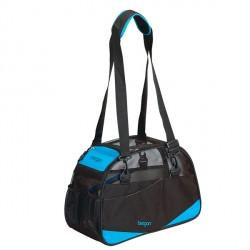 Bergan Voyager Comfort Carrier сумка переноска для собак и котов, голубой, S