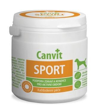 Canvit SPORT витаминно-минеральная добавка для собак при повышенных физических нагрузках, при беременности