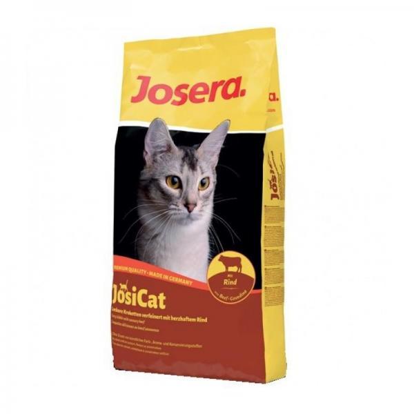 JOSERA JosiCat корм для кошек с говядиной, 10 кг